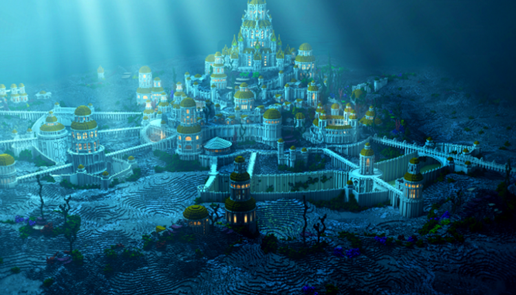 Mito de Atlântida