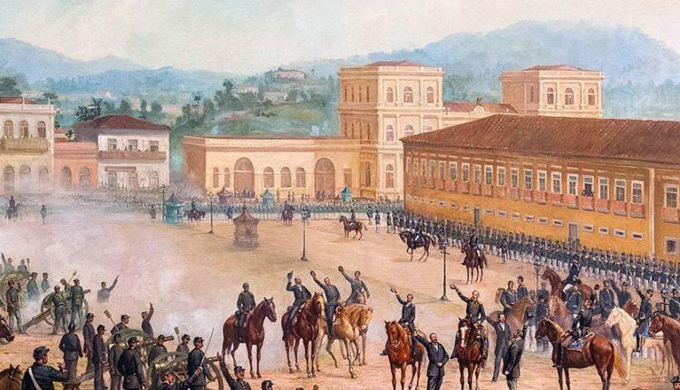 Proclamação da República no Brasil
