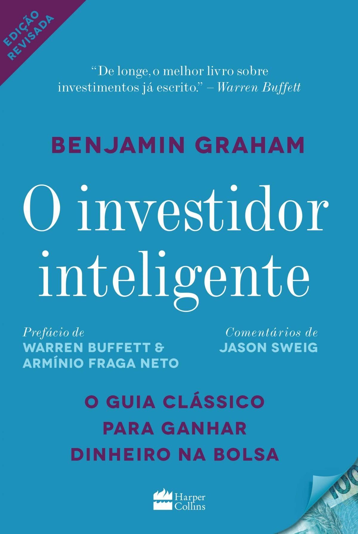 Livros sobre empreendedorismo - O investidor inteligente