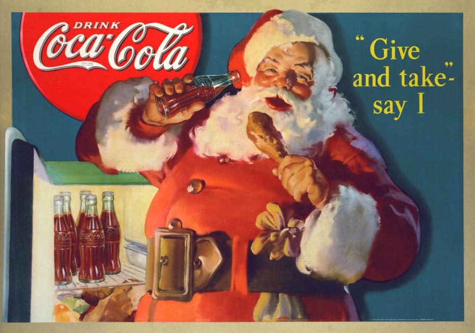 Papai Noel da Coca-Cola