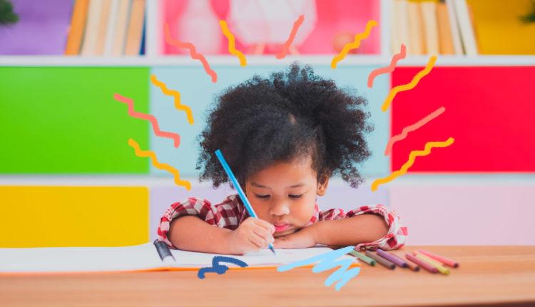 Relatório Individual do aluno na educação infantil 4 anos
