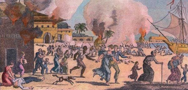 Revolta escrava no Brasil