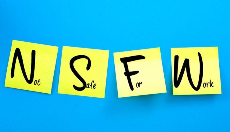 Significado NSFW