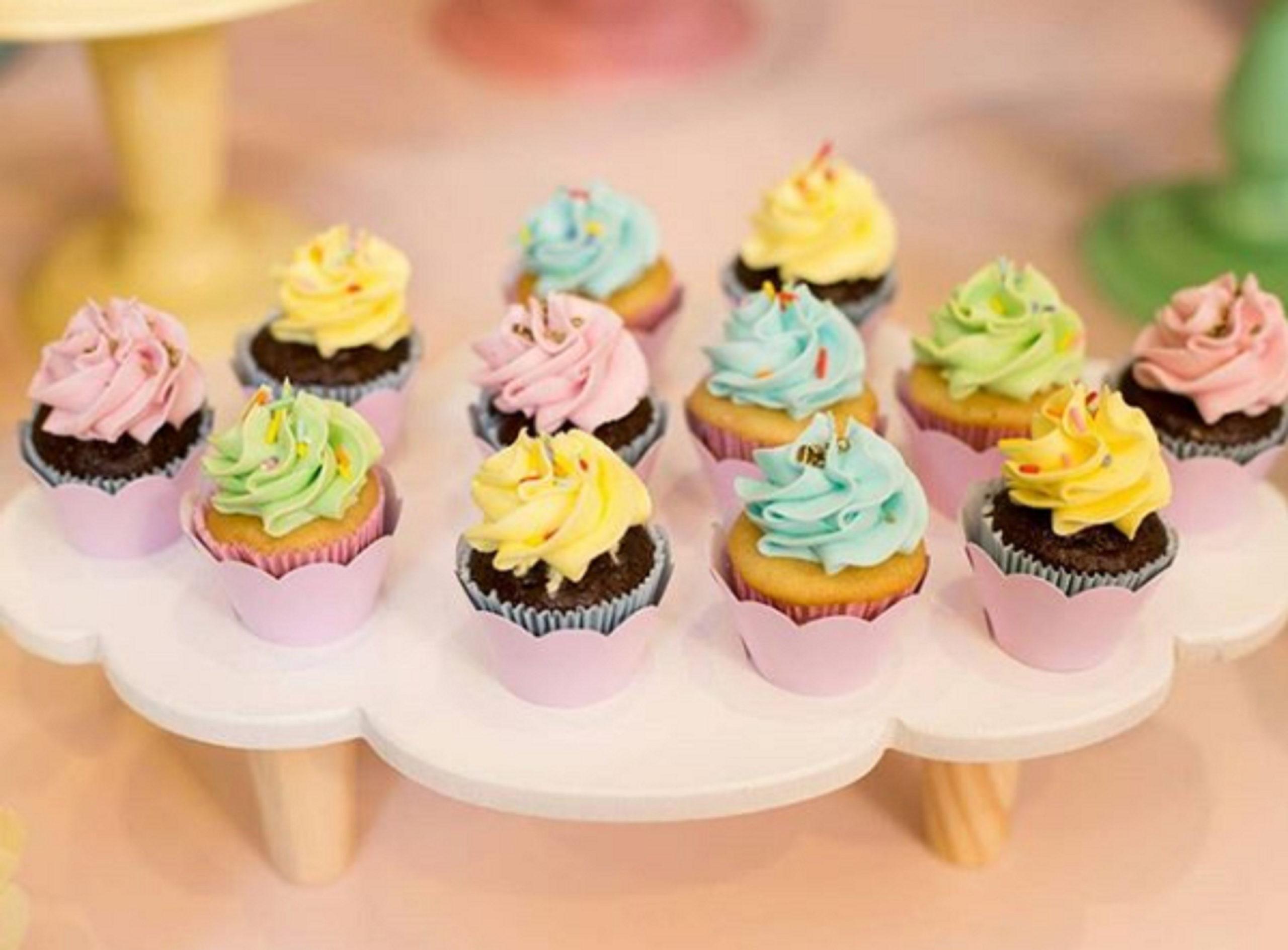 Bolinho cupcake