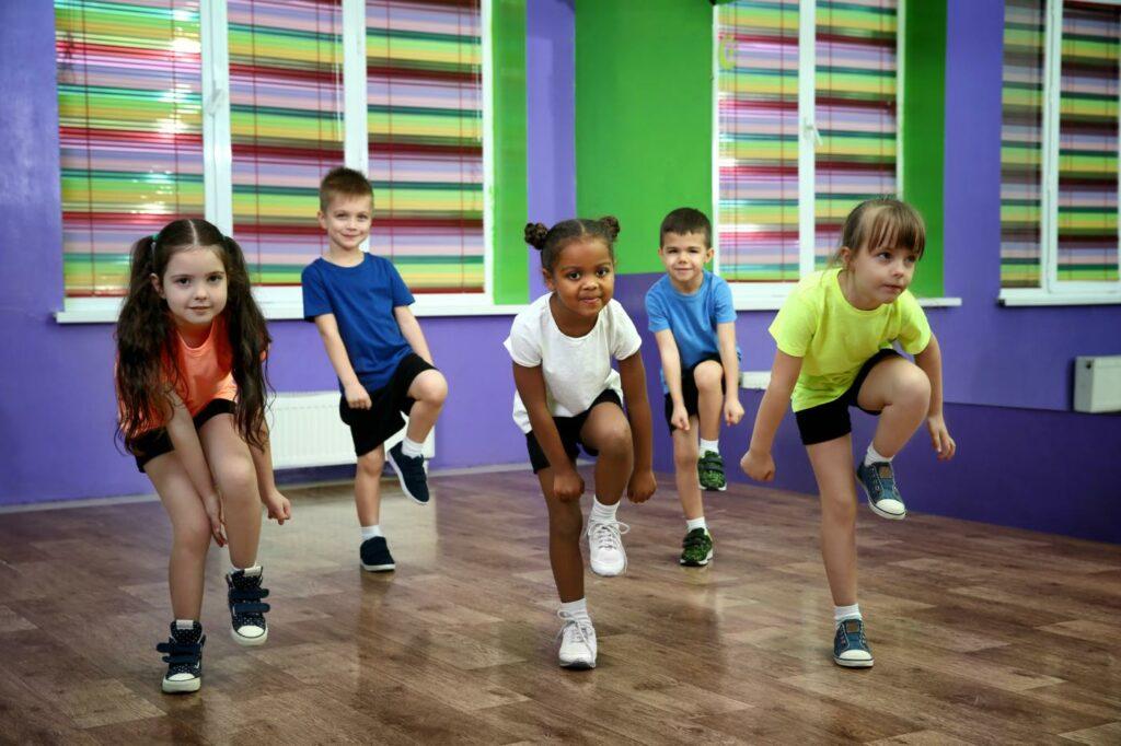 Dança infantil