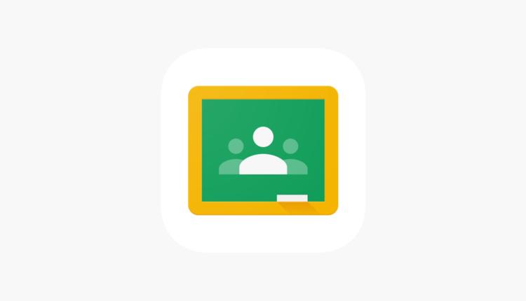 Ferramenta Google Classroom