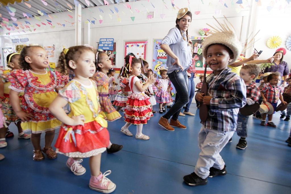 Festa junina infantil
