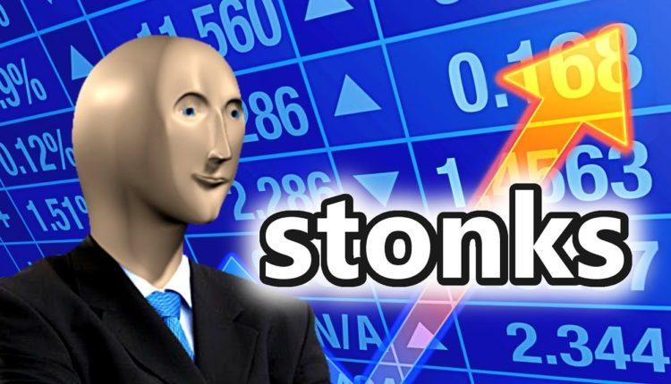 Meme - Stonks
