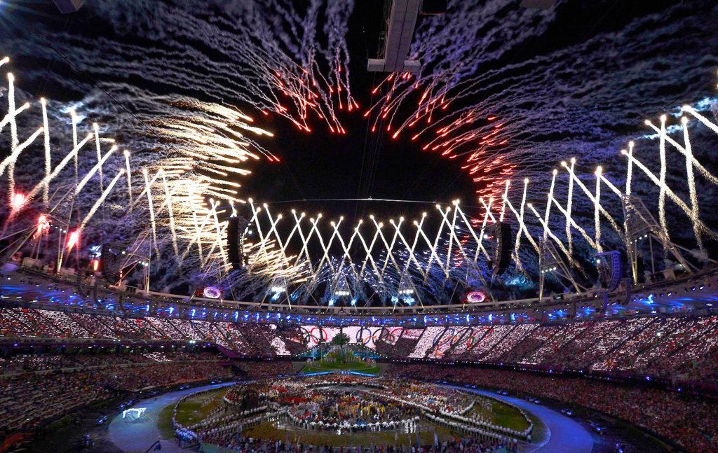 Olimpíadas em 2012