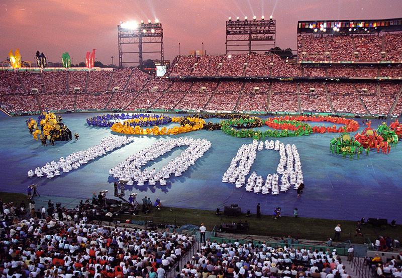 Olimpíadas - Atlanta 1996
