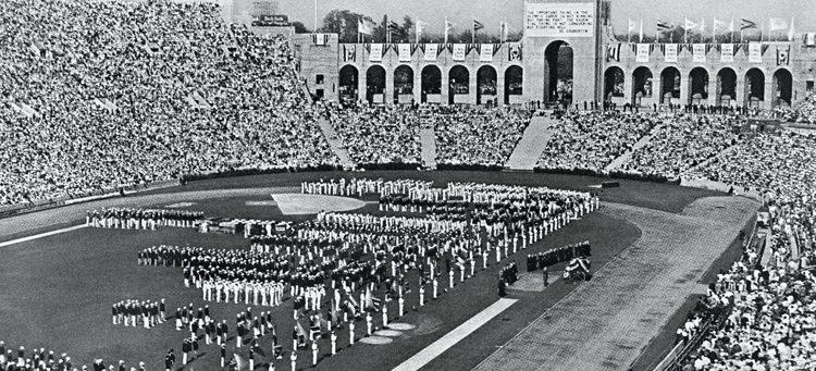 Olimpíadas em Los Angeles - 1932