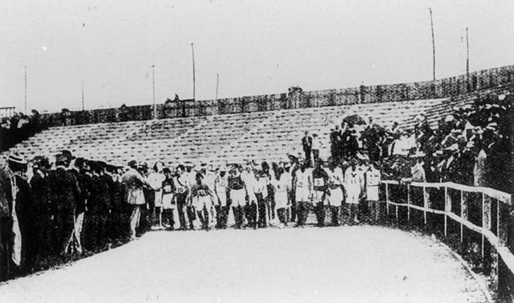 Olimpíadas em Saint Louis - 1904