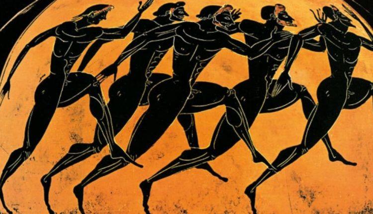 Origem dos jogos olimpicos