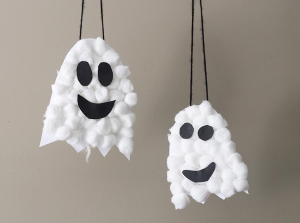 Fantasma de algodão