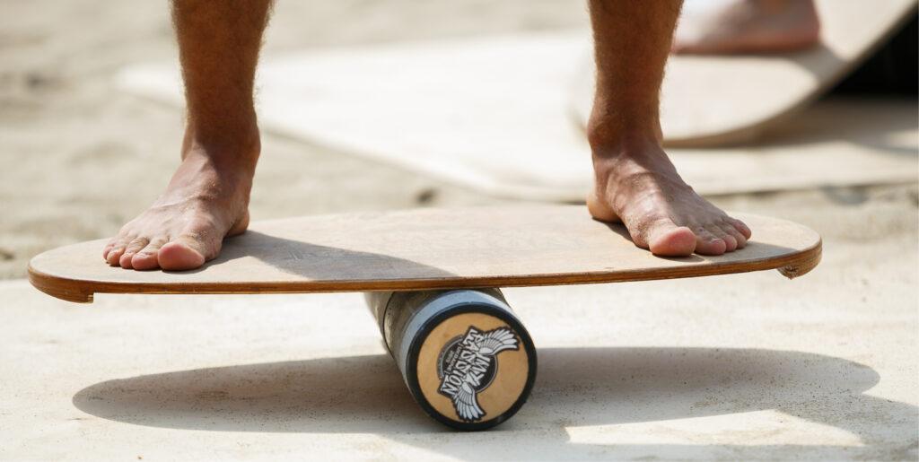 Prancha de equilíbrio