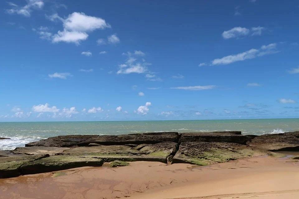 praia de corumbau Vision Art NEWS